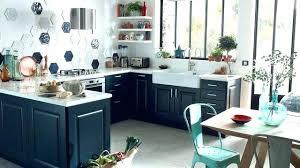 cuisine turquoise cuisine turquoise awesome peinture cuisine et de couleurs en ides