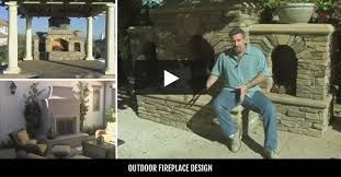 outdoor fireplace backyard fireplace designs and ideas the