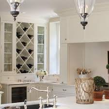 Kitchen Cabinet Wine Rack Ideas Counter Wine Rack Design Ideas