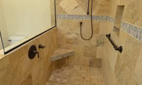 shower stunning walk in shower plans shower design with bench