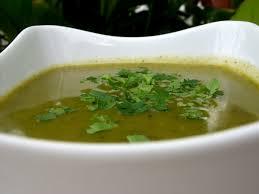recette de cuisine choumicha soupe d épinards choumicha cuisine marocaine choumicha