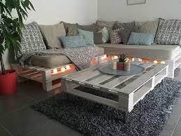 canapé avec palette canapé palette zelfaanhetwerk