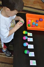 matching patterns mix and match patterns with plastic eggs easter bunny egg and
