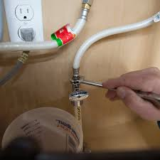 How To Install A Kitchen Sink - Kitchen sink water supply lines