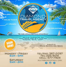 Diamond travel agency home facebook
