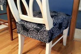 Dining Room Chair Cushion Covers Modren Chair Seat Covers How To Make A Kitchen Cover O Design Ideas