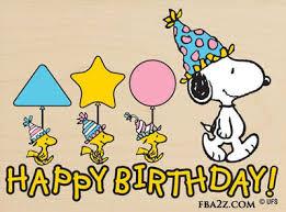 Birthday Memes For Facebook - happy birthday peanuts facebook images happy birthday peanuts
