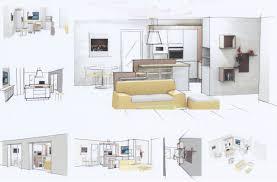 plan salon cuisine sejour salle manger superbe plan salon cuisine sejour salle manger 7 perspectives