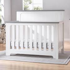 Delta Convertible Crib by Delta Children Providence 4 In 1 Convertible Crib White And