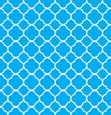blue quatrefoil wallpaper quatrefoil pattern background blue free stock photo public domain