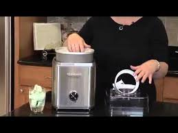 bed bath and beyond ice maker cuisinart stainless steel electric ice cream maker at bed bath