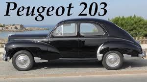 classic peugeot peugeot 203 classic car 1948 1960 oldtimer youtube