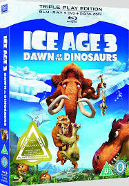 ice age 3 dawn dinosaurs uk dvd r2 bd rb