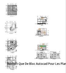 bloc autocad cuisine biblioth que de bloc autocad pour les plans de cuisine dwg