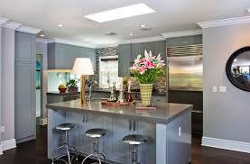 gray kitchen cabinets contemporary kitchen jeff lewis design