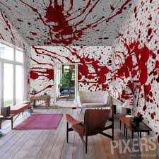 wallpaper for house how to wallpaper your house like dexter
