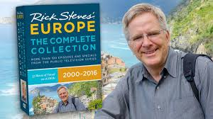 rick steves european travel expert and reform activist herban