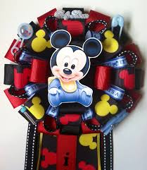 mickey mouse baby shower mickey mouse baby shower corsage on etsy 25 00 modern mums