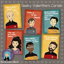 trek valentines day cards say happy s day with these geeky cards nerdist