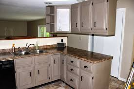 Old White Kitchen Cabinets Mesmerizing Antique White Kitchen Cabinets With Dark Floors 35