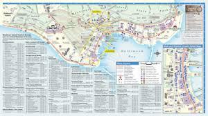 map of mackinac island christopher j bessert portfolio recreational maps