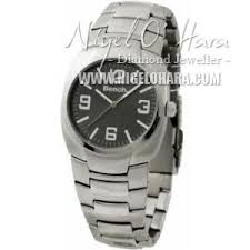 Mens Bench Watch Bench Mens Silver Dial Stainless Steel Bracelet Watch For Sale In