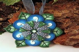 polymer clay for decorations family net