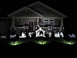 christmas spotlights 80 best homes christmas decorations images on
