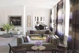 Manhattan Curtains Curtains Of A Bergamo Mohair Add Color To The Manhattan Living