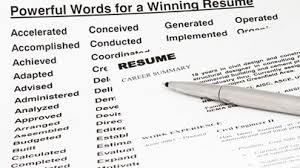 Optimize Your Cv The Best And Worst Resume Terms How To Video by Best Words To Use On Resume Best Resume Example