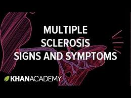 Signs And Symptoms Of Blindness Multiple Sclerosis Signs And Symptoms Video Khan Academy