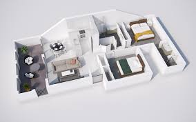 2 Bedroom Floor Plans by 40 More 2 Bedroom Home Floor Plans