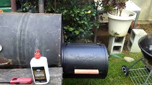 char griller table top smoker char griller table top griller youtube
