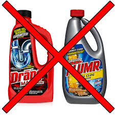 Drano Kitchen Sink by Drano Septic Systems U003d Don U0027t Mix Bluebio Drain Cleaner