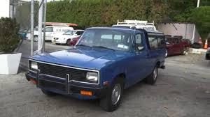 mazda pickup 1983 mazda b2000 4 speed pickup truck youtube