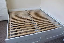 Brimnes Bed Frame Ikea Brimnes Bed Slats Mattress Urgent Collection Tonight