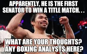 Manny Pacquiao Meme - manny pacquiao imgflip
