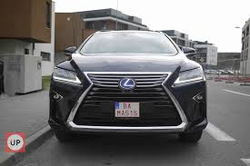lexus suv hybrid cena otestovali sme ti nový lexus rx450h