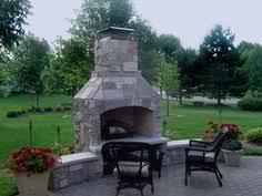 Stone Fireplace Kits Outdoor - outdoor fireplace kits for the diyer fireplace kits outdoor
