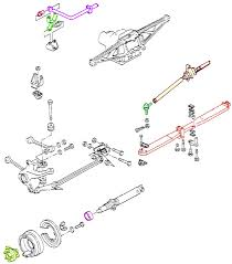 rear suspension corvette parts and accessories
