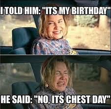 Gym Birthday Meme - castle gym castlegymnottm twitter