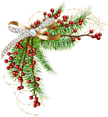 christmas pine green decor png clip art image gallery