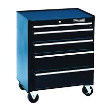 craftsman 5 drawer standard duty rolling bottom tool cabinet