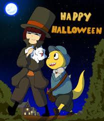 an undertale comp 10 halloween