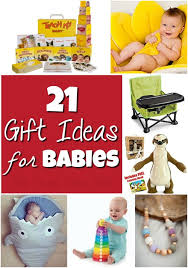 21 amazingly gift ideas for a newborn baby