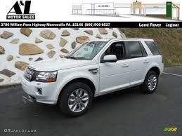 white land rover lr2 2014 fuji white land rover lr2 hse 4x4 95116647 gtcarlot com