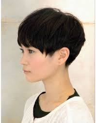 haircut pixie on top long in back modern asian femininity short haircuts pinterest modern