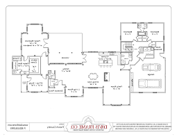 ranch house plans with open floor plan simple open floor plan homes open concept ranch house plans