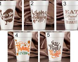 thanksgiving cup etsy