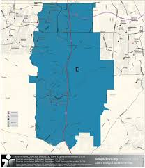 Douglas Arizona Map by 2017 Board Director Election Douglas County District